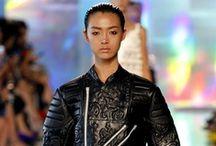 Leather jacket / 8ties motorjacket revival? We like it!