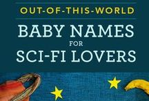 Baby Names / by Monica Dianne
