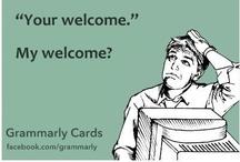 Grammar Stuff