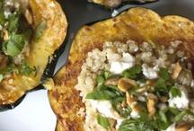 Vegetarian Recipes / Vegetarian food / by Christine Morris