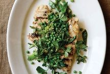 Spring Grilling Recipes / Some light and delightful recipes for Spring grilling!