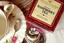 "T E A / L O V E  / ""You can never get a cup of tea large enough or a book long enough to suit me.""  ― C.S. Lewis / by dEbbiE~"