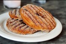 Smokey Grilled Sweets / A selecting of our most crave-worthy grilled desserts and sweet snacks.