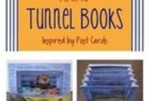 Kids Art: Tunnel Books / Tunnel Books are enjoyed by kids and adults alike! / by Teach Kids Art