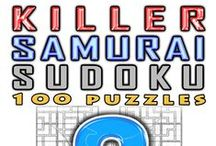 Killer Samurai Sudoku / Sudoku Samurai puzzles in Killer Sudoku format...  It doesn't get any more difficult than this!!! / by Djape