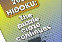 Hidato books / Books of nothing but Hidato aka Hidoku puzzles / by Djape