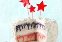 Holiday {July 4th} / Crafts, Projects, Food, General Patriotic Awesomeness