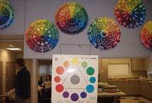 Kids Art: Color / by Teach Kids Art