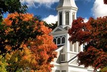 ~Scenic New England / by dEbbiE ~