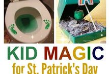 Holidays: St. Patrick's Day / Celebrate St. Patrick's Day with these fun ideas for arts & crafts, food, and more! / by Teach Kids Art