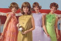 20th century women's apparel / Tout ce qui concerne le vêtement féminin et la mode au 20ème siècle