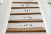 Home: STAIRWAYs TO HEAVEN... / (Disclaimer: I do not own any of the images pinned onto this 'board'. Click on each photo to see the site where it was pinned from) / by Janine