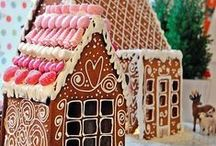 Gingerbread / by GardenOfDaisies