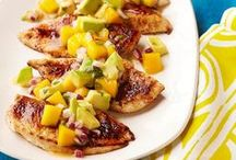 Chicken Recipes / Shake up your dinner routine with a variety of chicken dishes that are spiced to your liking.