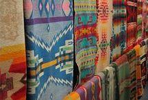 Pendleton/Native Trade Blankets
