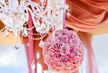 Chandeliers, hanging delights / by Carol Kent