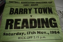 Archive - Memorabilia / by Barry Town Online Museum
