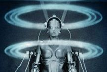 Robots / by Jeffrey Hart