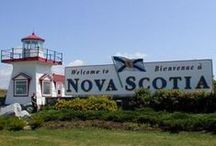 Halifax, and Nova Scotia *home / by Julia Pellow