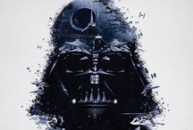 Star Wars, nothing but Star Wars!! / by Tony McWilliams