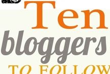 Blogs We Love & Giveaways / by My Sister's Suitcase