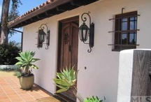 Spanish Style Homes / by Justmarvelousme
