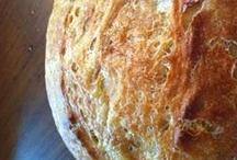 Breads / by Teresa Sittner-Kinnison