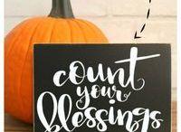 Celebrate: Fall/Thanksgiving