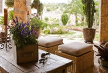 Outdoor Seating & Entertaining Areas / by Justmarvelousme