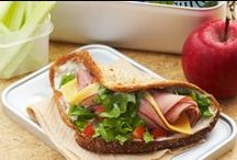 Lunch Ideas / Easy midday meals created to beat the brown-bag blahs / by what's cooking - Kraft Canada