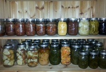The Jar is Half Full: Canning and food Storage!