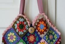 Crochet Bags / by Teresa Sittner-Kinnison