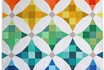Quilts, Textiles, Fabrics / by Scenic Wonders