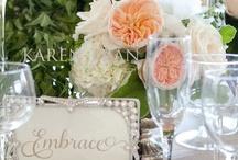 Blush Wedding / by Carol Kent