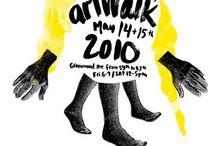 ArtWalk inspiration / by Abbey Hendrickson