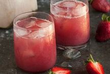 Refreshing Drinks / Drink recipes from smoothies to cocktails. Stir up some fun and raise a glass to tasty times with your loved loves.