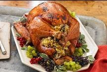 Thanksgiving Menu / Get the best Thanksgiving recipes for delicious appetizers, sides, mains and desserts. Plan your feast with these fast and easy recipes.