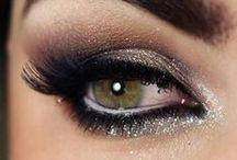 Eyes / eye shadows i love