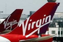 virgin atlantic airways / by Eran Arlot
