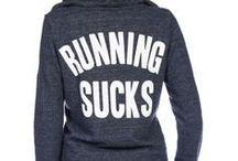 I HATE RUNNING I LOVE RUNNING