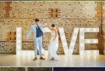 LOVE AMOR - - - casar noivas / AMOR LOVE AMOUR