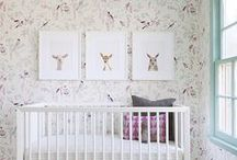Nursery inspiration / by Just a Girl and Her Little Dog K.R.T. Home