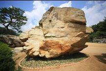 摂理自然聖殿・岩(月明洞・WOLMYEOMGDONG)