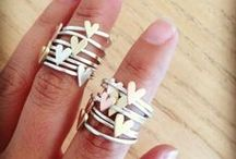 Rings and Accessories / Engagement/Wedding rings that I like as well as general accessories