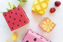 KreaDoe: Cadeau & Verpakking / Cadeauverpakkingen, mooi ingepakte cadeautjes, cadeaudoosjes, cadeaulabels en meer