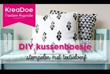KreaDoe: Tutorial Video's / Tutorial Video's | How-to's | Zo doe je dat | Workshops