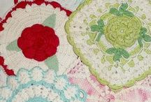 Potholders And Doilies / by GardenOfDaisies