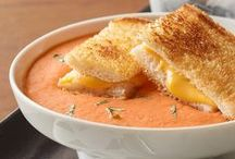 Grilled Cheese Sandwich Lovers' Recipes / KRAFT SINGLES delivers that ooey-gooey melt you love. Get mouthwatering recipes to kick every grilled cheese craving! / by what's cooking - Kraft Canada