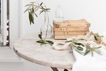 Neutral Nest / This is a collection of all things neutral home decor! Find your inspiration here!