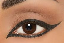 Eye Liner on point!